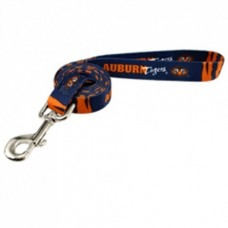 Auburn Tigers Reflective Leash