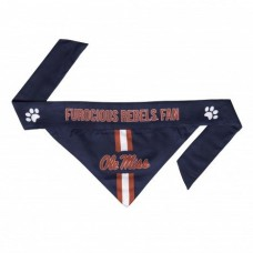 Mississippi Rebels Collar Bandana