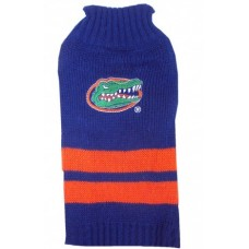 Florida Gators dog sweater