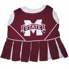 Mississippi State Cheerleader Dog Dress