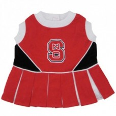 North Carolina State Cheerleader Dog Dress