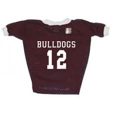Mississippi State Bulldogs Dog Jersey