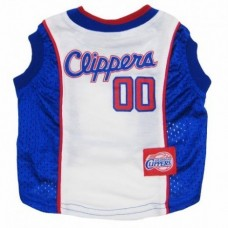 LA Clippers Dog Jersey