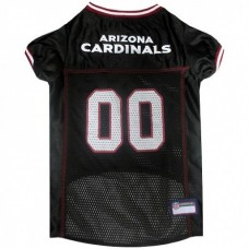 Arizona Cardinals Dog Jersey - Black