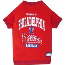 Philadelphia Phillies Dog Tee Shirt