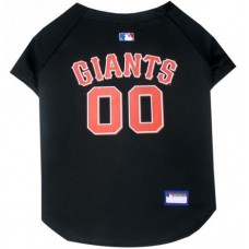 San Francisco Giants Dog Hoody Tee Shirt