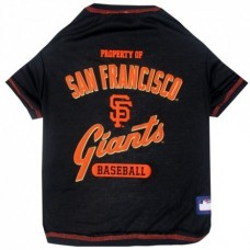 San Francisco Giants Dog Tee Shirt