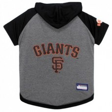 San Francisco Giants Hoody Tee Shirt