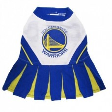 Golden State Warriors Dog Dress