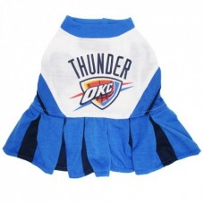 Oklahoma City Thunder Dog Dress