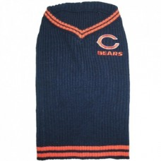 Chicago Bears Dog Sweater