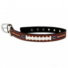 Chicago Bears Dog Collar - Ribbon