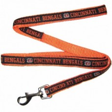 Cincinnati Bengals Dog Leash - Ribbon