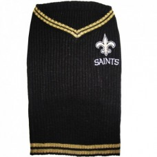New Orleans Saints Dog Sweater